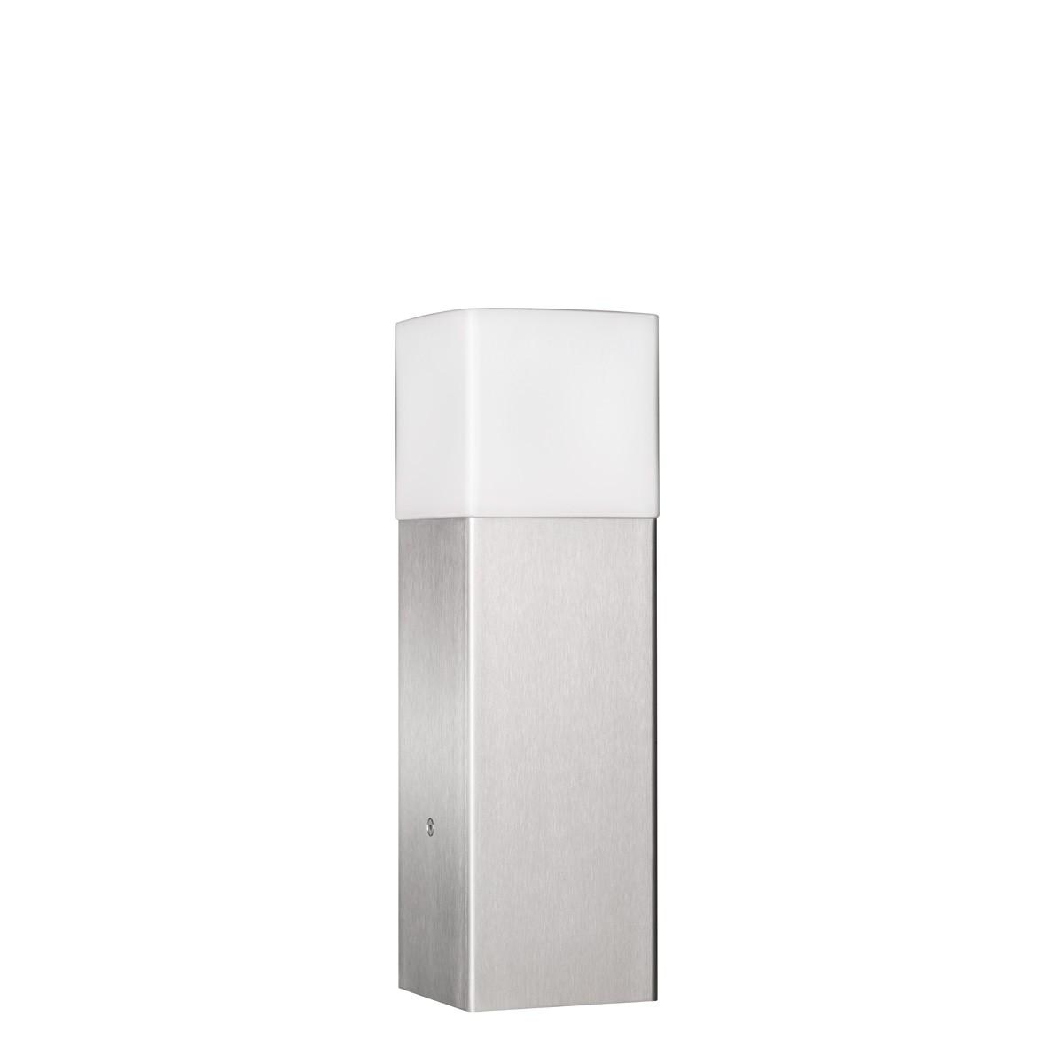 LCD Außenleuchten 030/031 Pollerleuchte, Edelstahl, Höhe: 40 cm