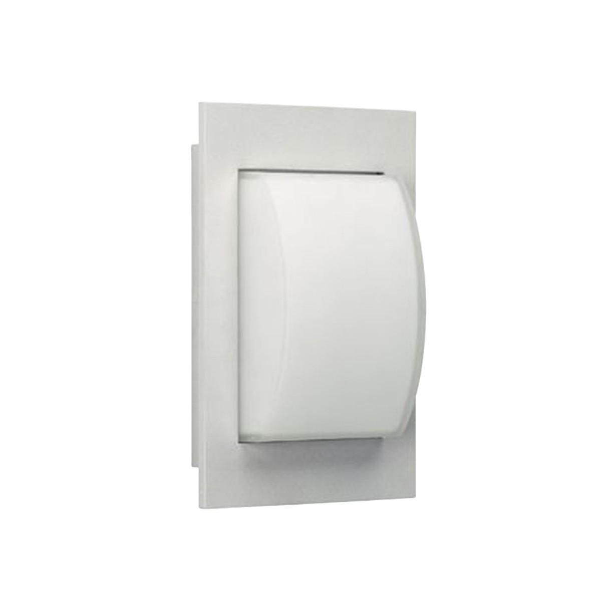 Albert 6208 Wand- / Deckenleuchte, weiß