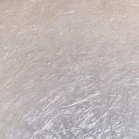 PostKrisi Tischleuchte, Ø: 40 cm, Höhe: 65 cm, Schirm: natur, Gestell: Nickel