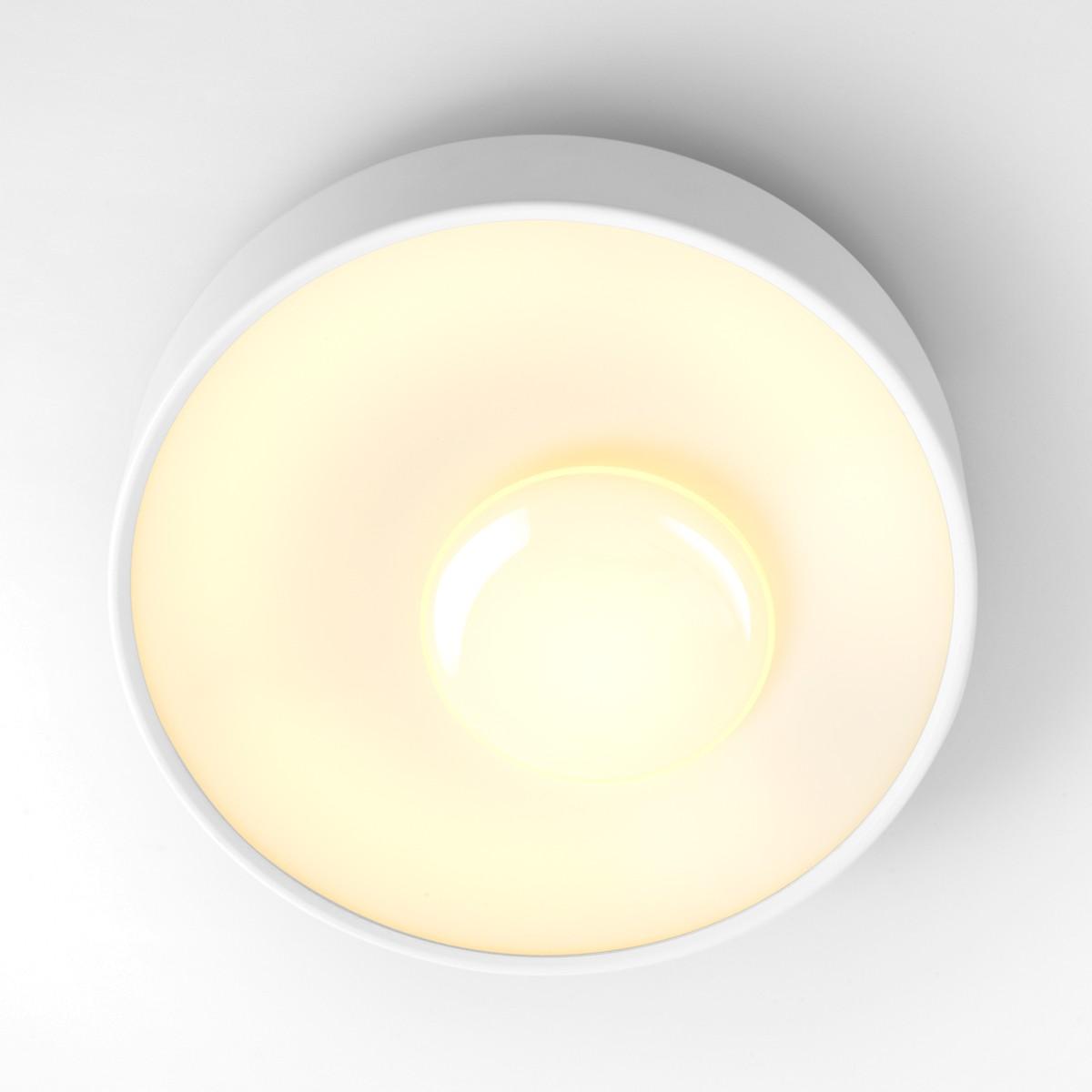 Marset Sun 60 LED Wand- / Deckenleuchte, weiß