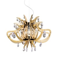 Lillibet Suspension, gold (Gold)