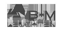 Logo B und M