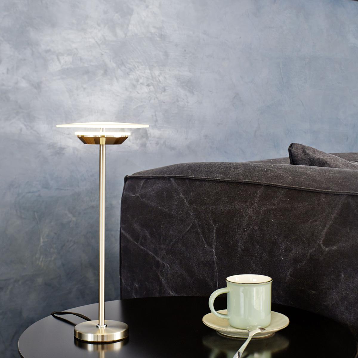 B+M Leuchten Astra LED Tischleuchte