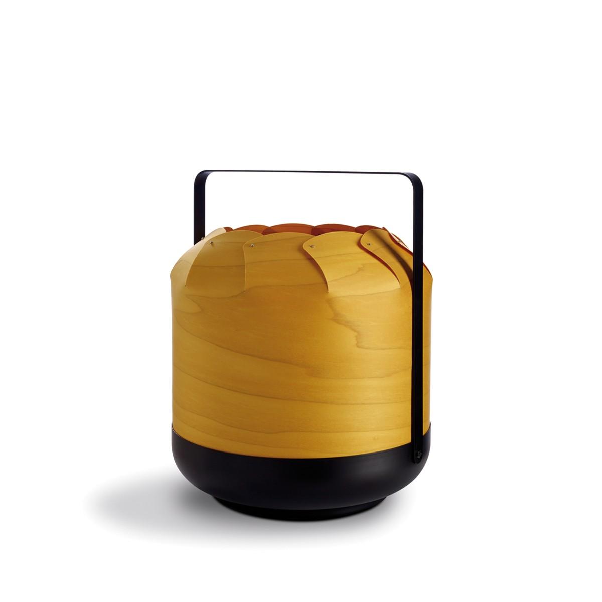 LZF Lamps Chou Short Tischleuchte, gelb