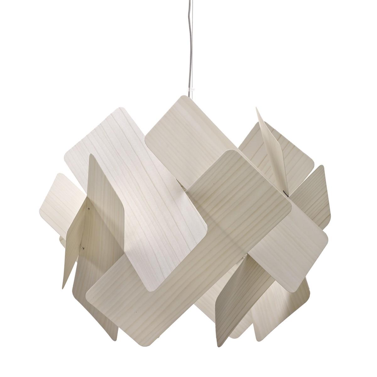 LZF Lamps Escape Large Pendelleuchte, elfenbeinweiß