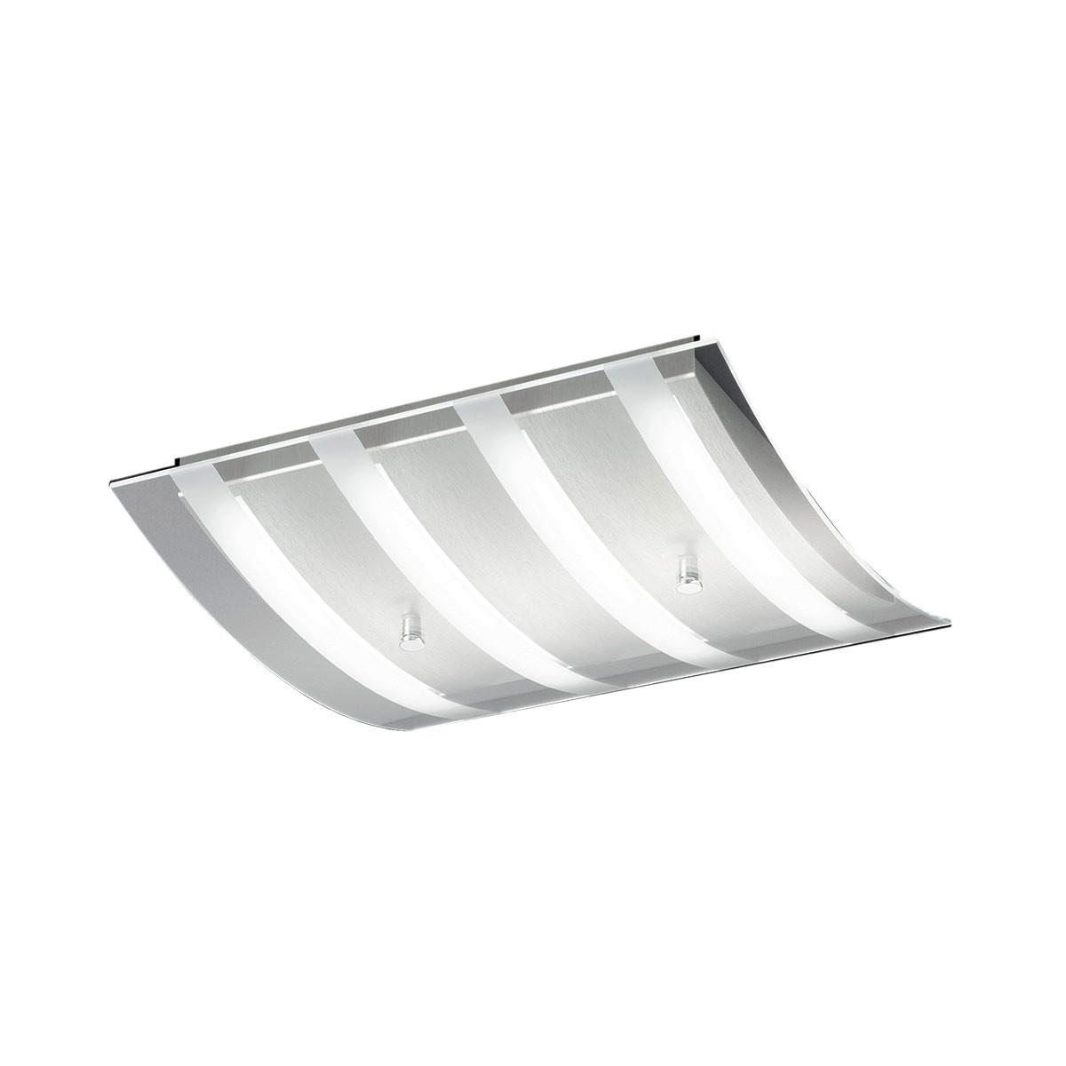 Grossmann Vita LED Deckenleuchte, Aluminium gebürstet