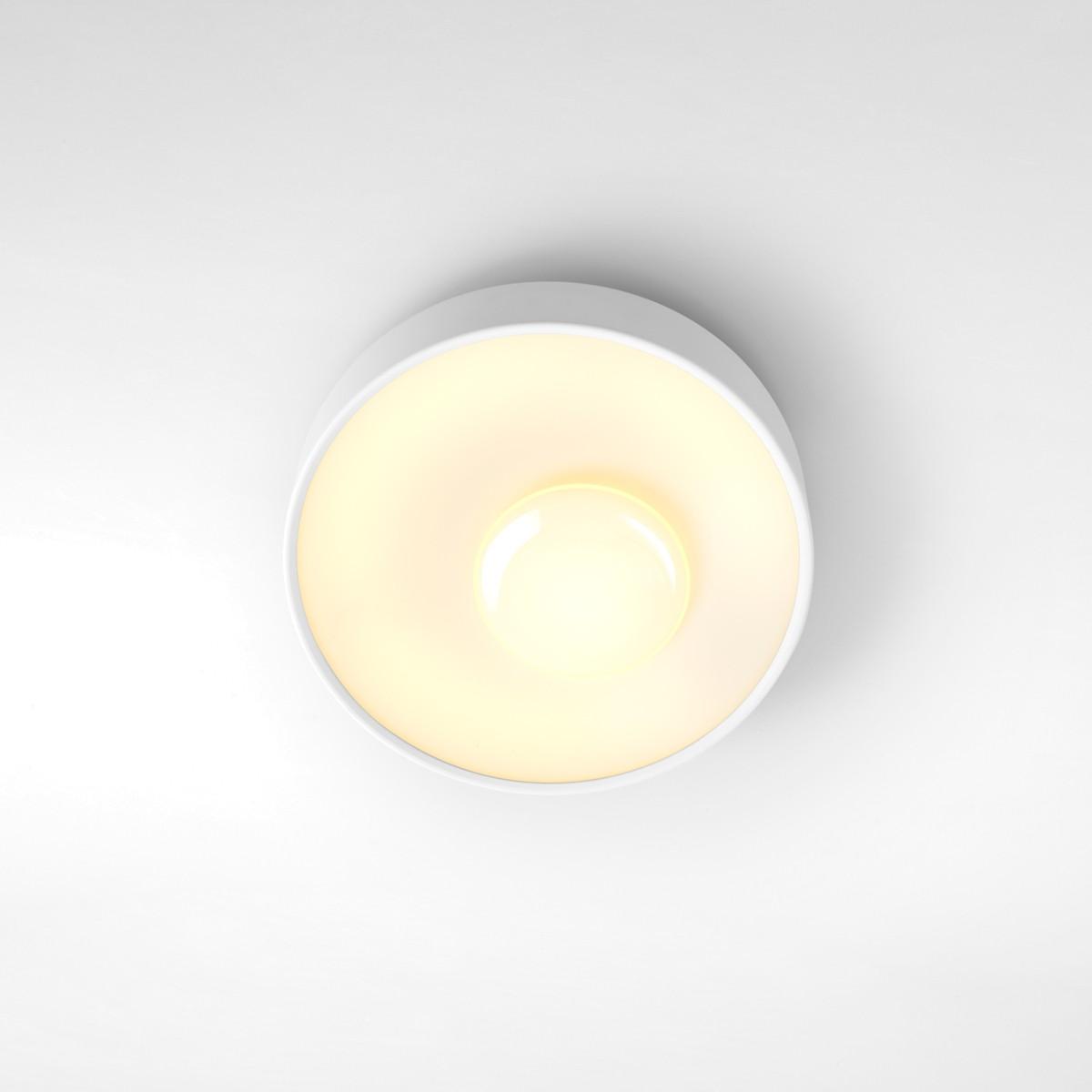 Marset Sun 26 LED Wand- / Deckenleuchte, weiß