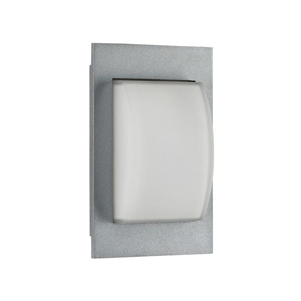 Albert Leuchten 6208 Wand- / Deckenleuchte, Silber