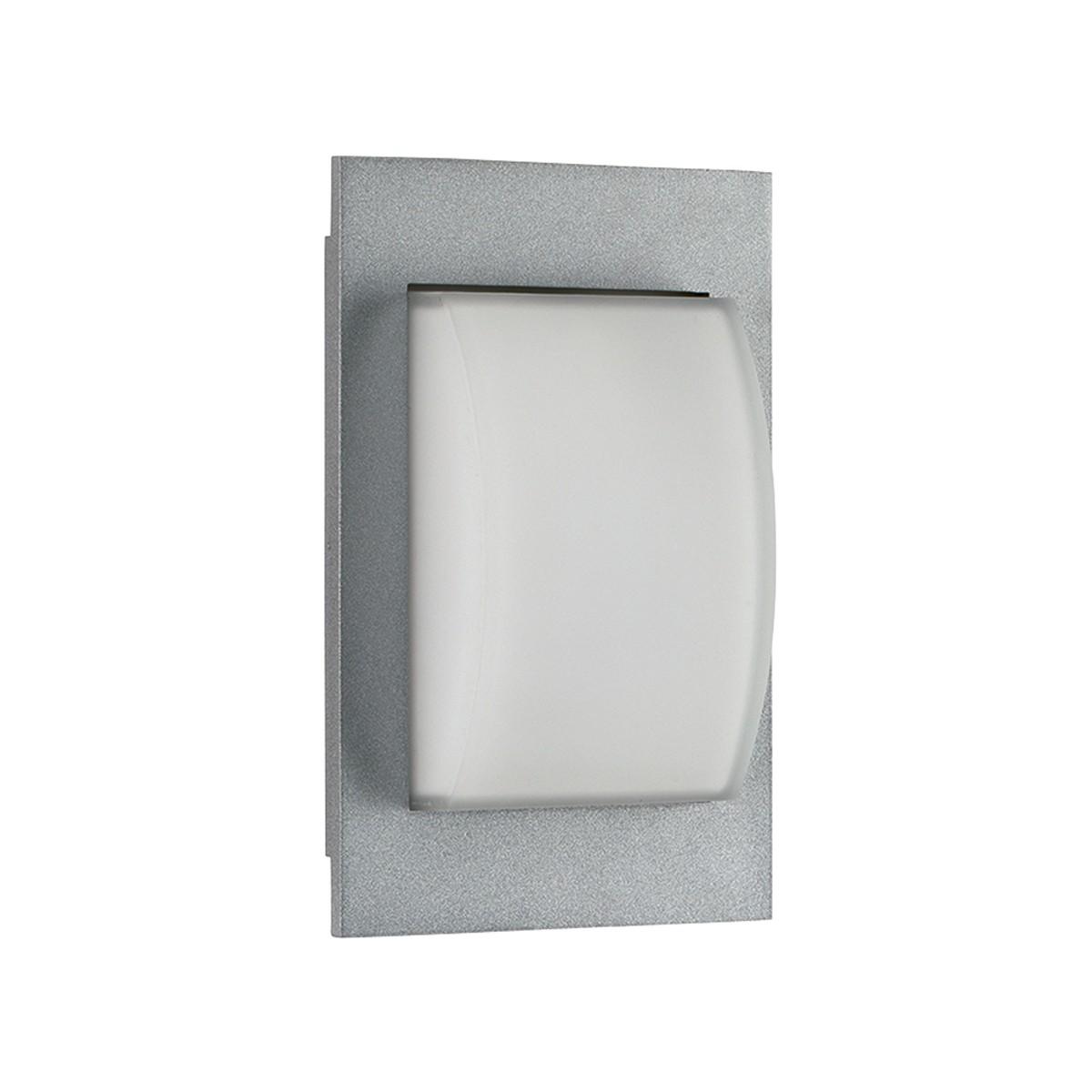 Albert 6208 Wand- / Deckenleuchte, Silber