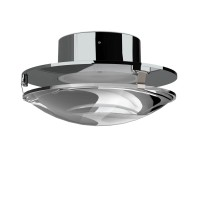 Top Light Paxx LED Deckenleuchte, Chrom / Nickel