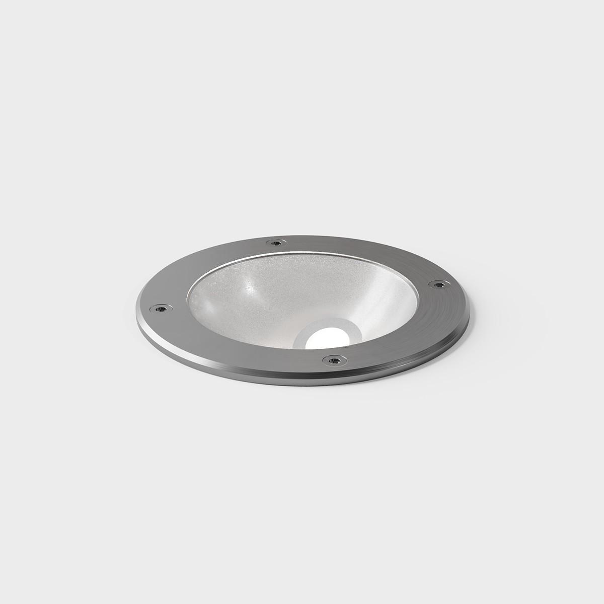 IP44.de In A Bodeneinbauleuchte, stainless steel (Edelstahl) - Sicherheitsglas klar