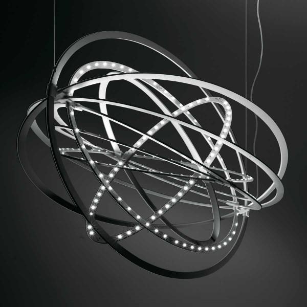 Artemide Copernico Sospensione, Aluminium