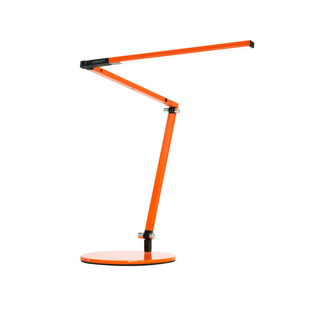 BellXpress Z-Bar Mini Tischleuchte, orange