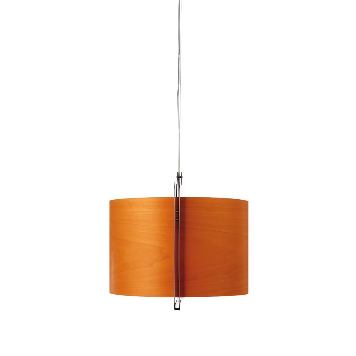 LZF Lamps Icon Pendelleuchte, orange
