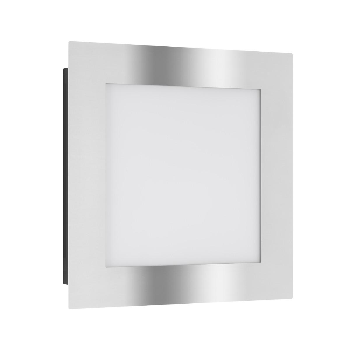 LCD Außenleuchten 3006 Wandleuchte LED, Edelstahl, ohne Bewegungsmelder