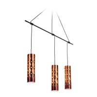 Dimple Suspension Trio, orange