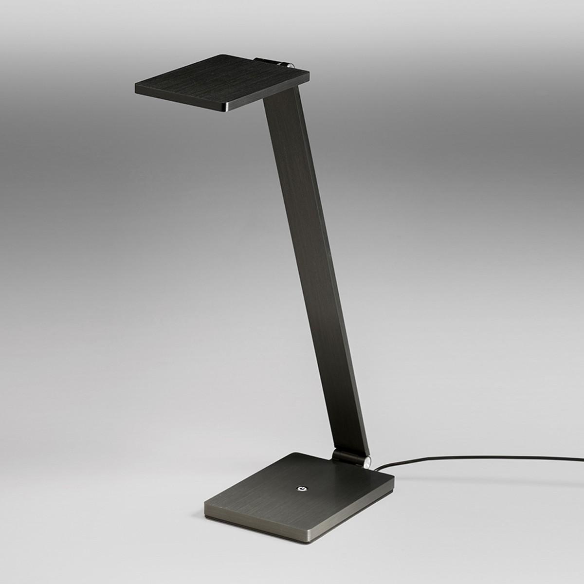 Lupia Licht Navigator USB Tischleuchte, anthrazit