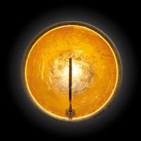 Meraviglia Einbauleuchte, Ø: 14 cm, 1 x 1 W, Gold