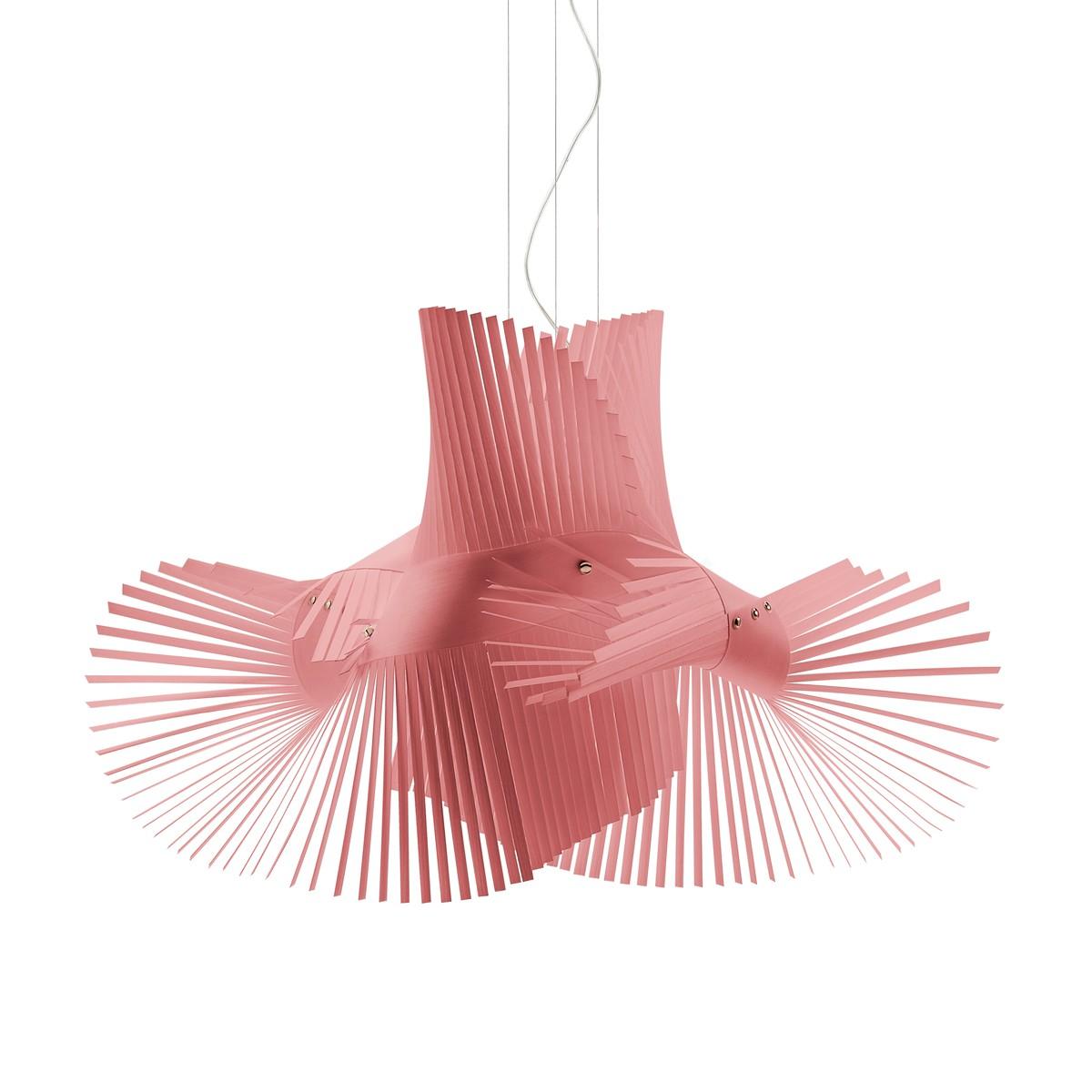 LZF Lamps MiniMikado Pendelleuchte, pink
