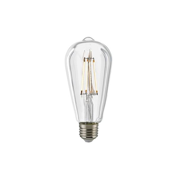 LED Filament Rustika E27 dimmbar 8,5 W klar