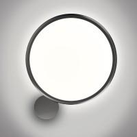 Artemide Design Discovery Parete / Soffitto, Aluminium satiniert