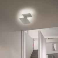 Puzzle Square & Rectangle Wand - / Deckenleuchte, Ambiente