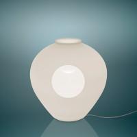 Foscarini Madre LED Tavolo / Vase, bianco (weiß)