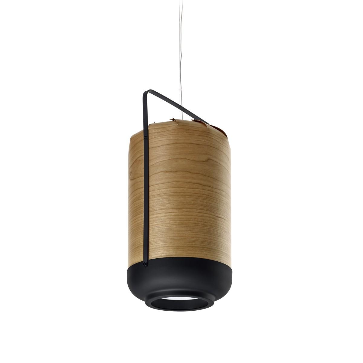 LZF Lamps Chou Tall Pendelleuchte, Kirsche