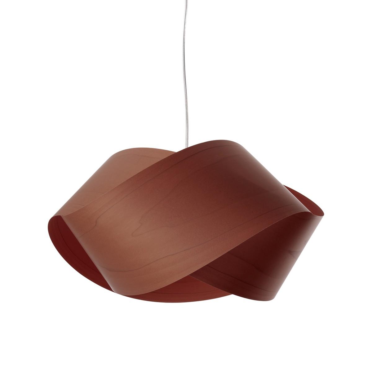 LZF Lamps Nut Pendelleuchte, schokolade