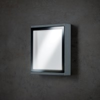 LupiaLicht Window Außenwandleuchte, anthrazit