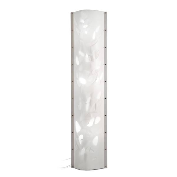 Slamp Bios Tube Floor, white (weiß)