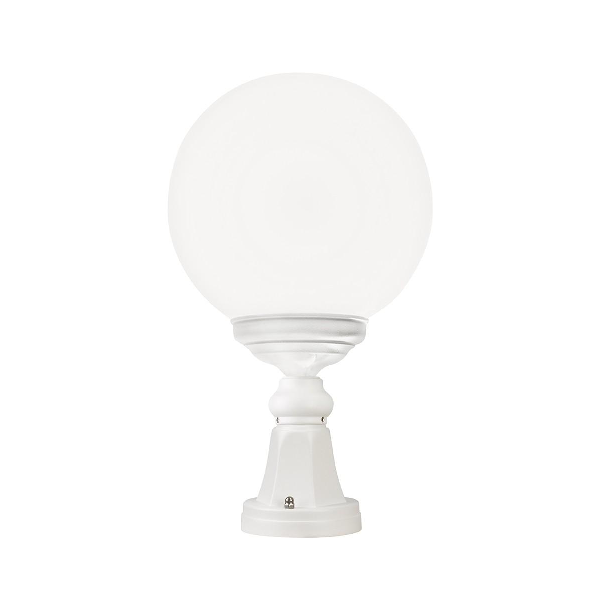 LCD Außenleuchten 1131/1141 Sockelleuchte, weiß