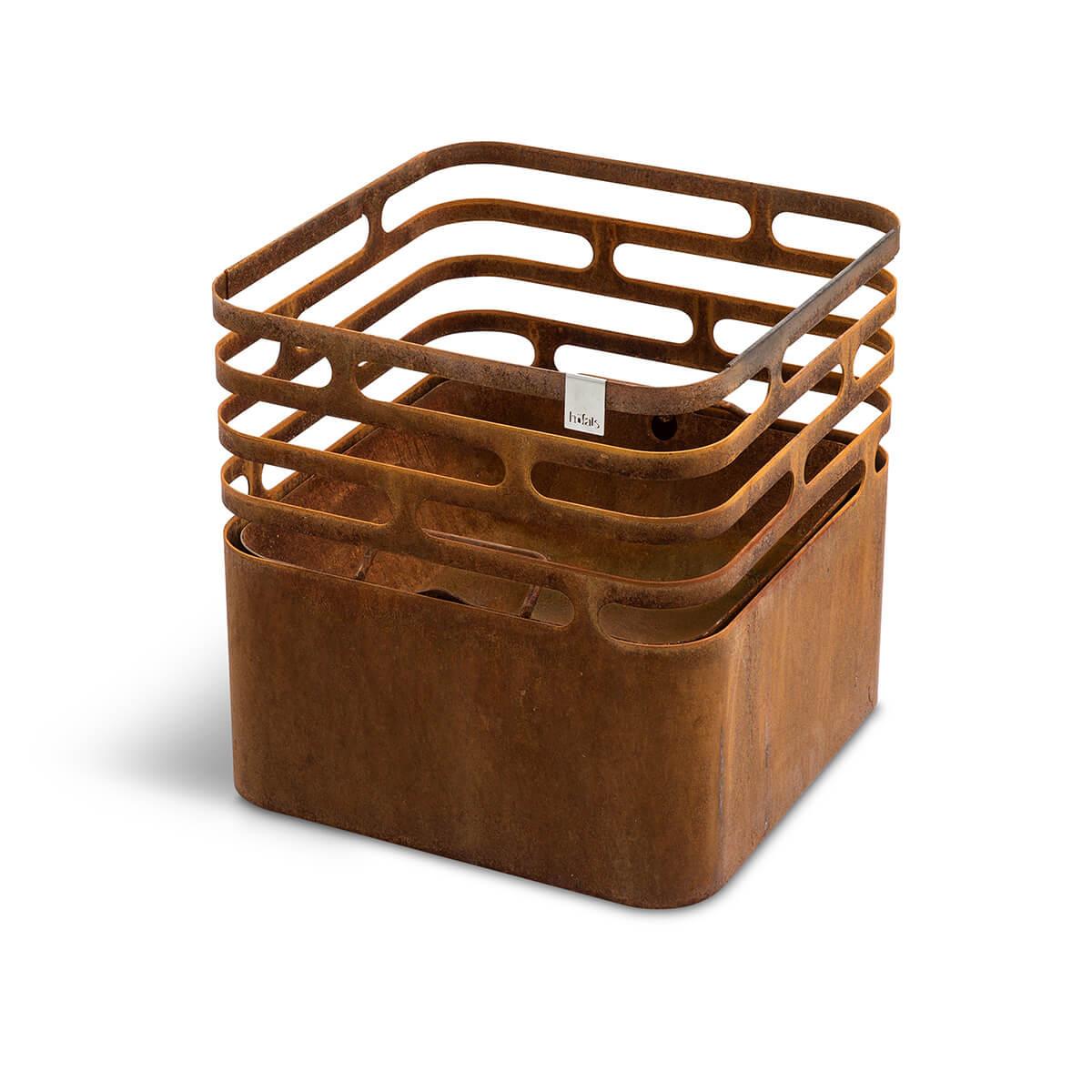 Höfats Cube Feuerkorb, Grill & Hocker 020102