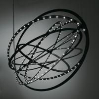 Copernico Sospensione, schwarz