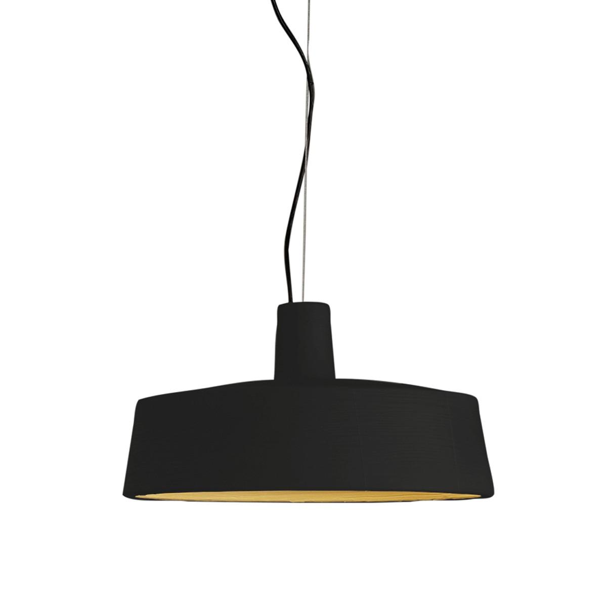 Marset Soho 112 LED Pendelleuchte, schwarz