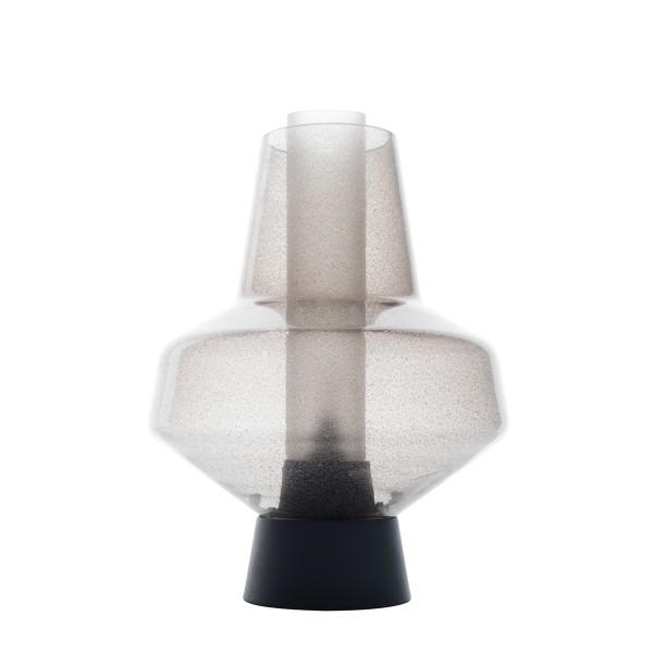 Diesel with Foscarini Metal Glass 2 Tavolo, grigio (grau)