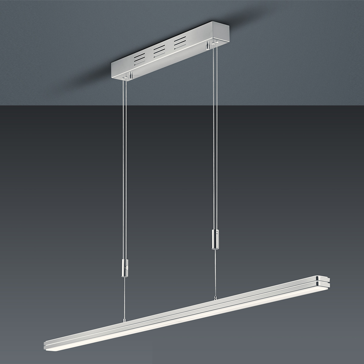 Bankamp Gem LED Pendelleuchte 2140/1-92