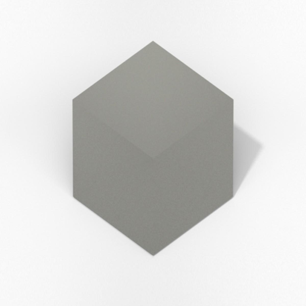 Rotaliana QB W0 LED Wandleuchte, graphit