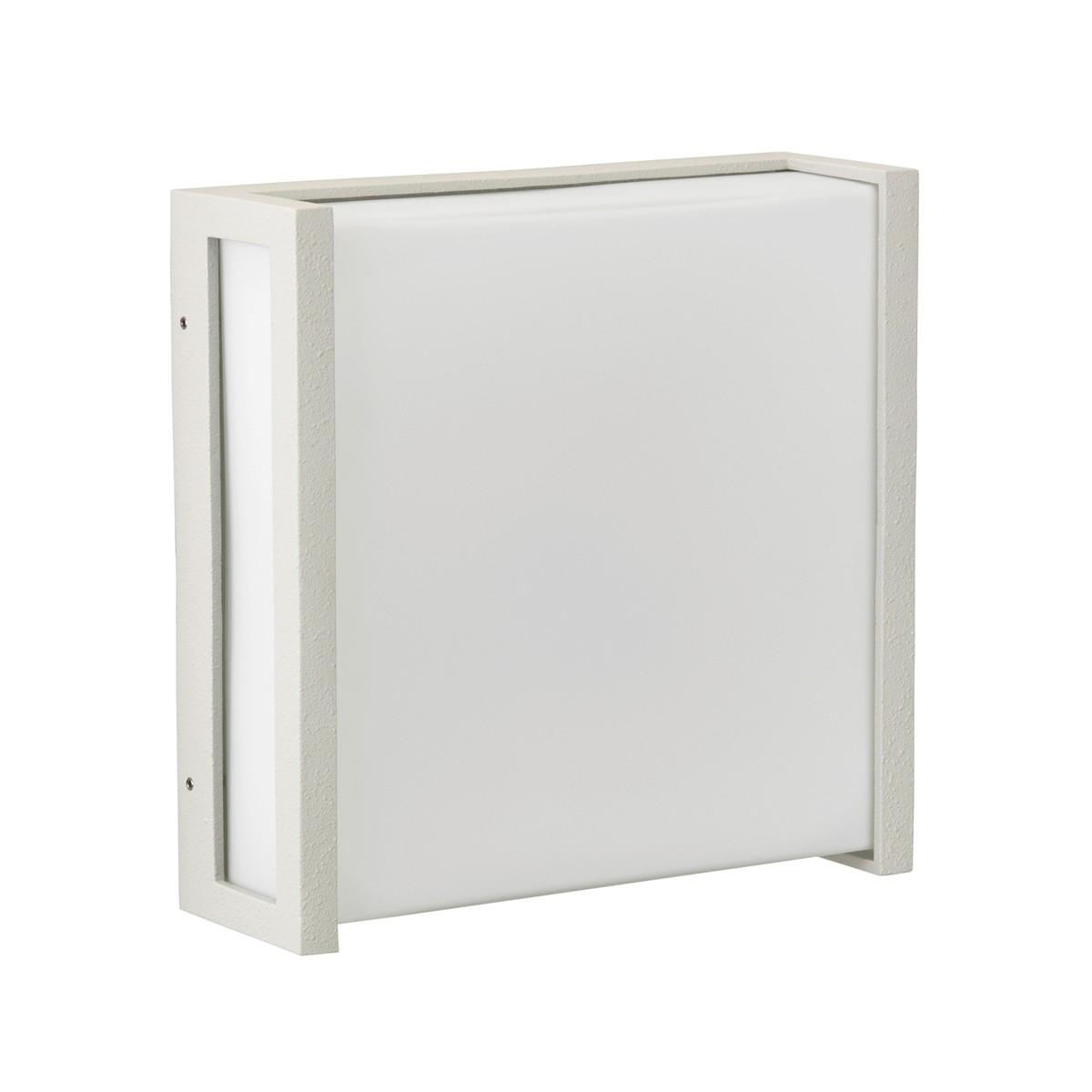 Albert 6401 Wand- / Deckenleuchte, weiß