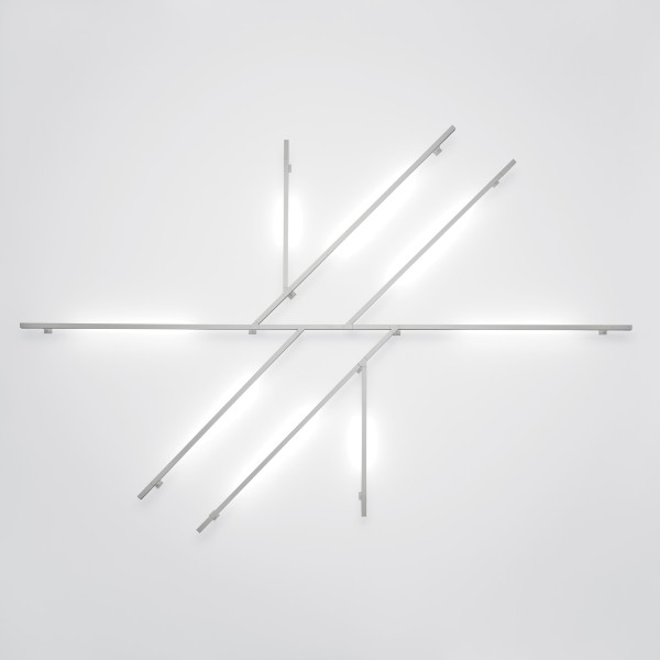 Artemide Kao Wand-/Deckenleuchte,, Kit G, weiß
