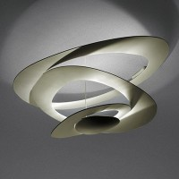 Pirce Soffitto LED, 3000 K, golden