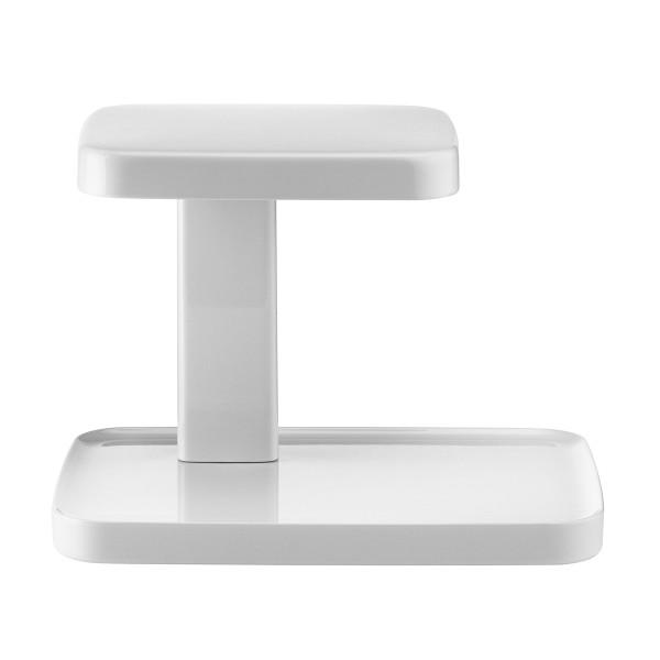Flos Piani Tischleuchte, weiß, ausgeschaltet