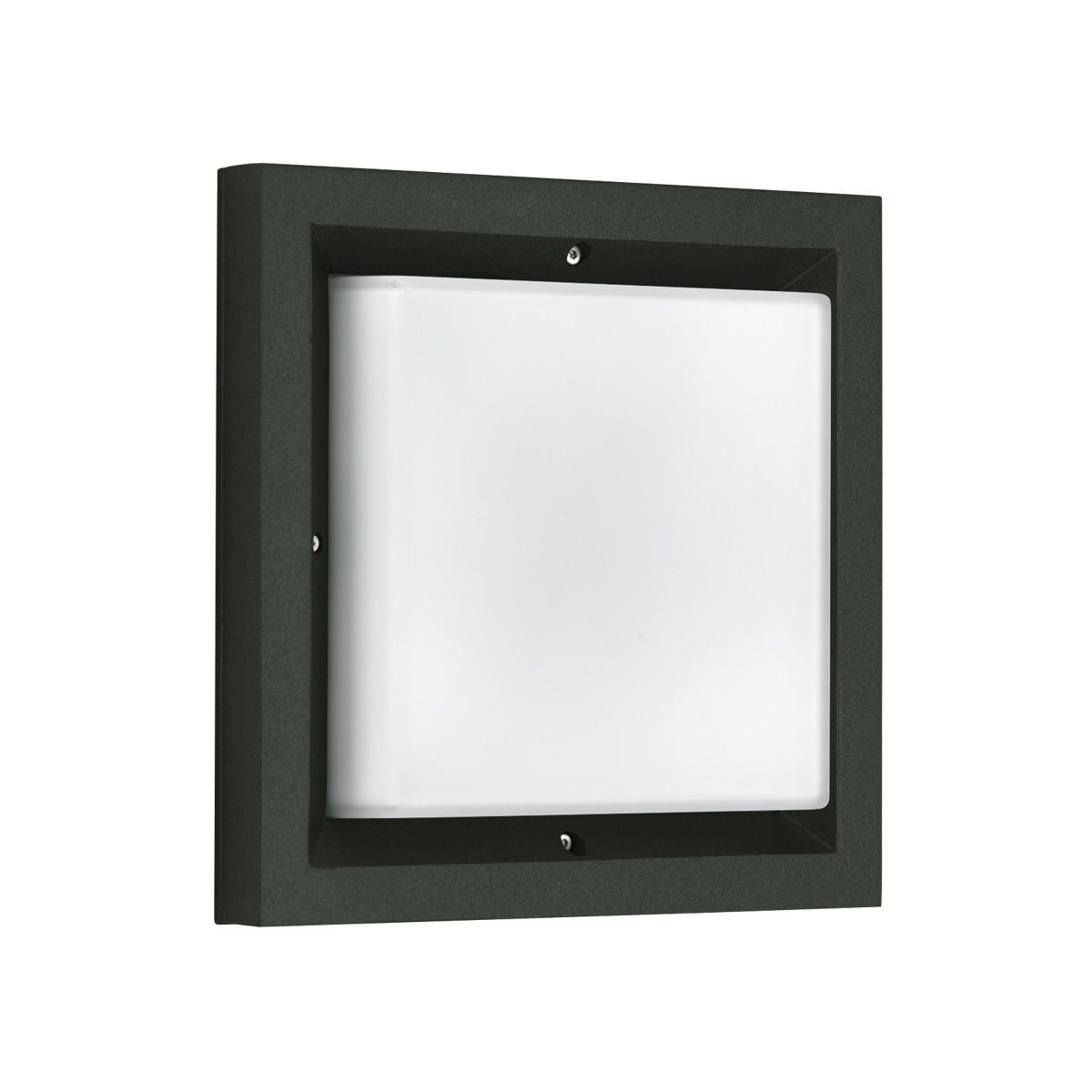 Albert 6411 Wand- / Deckenleuchte, schwarz