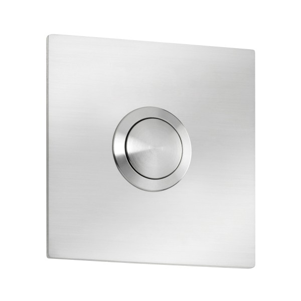 CMD Klingelknopf Quadrat, 7 x 7 cm