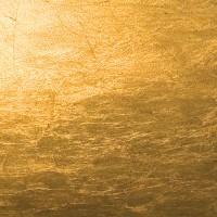 Lederam WF Wandleuchte, Ø: 17 cm, Gold / weiß