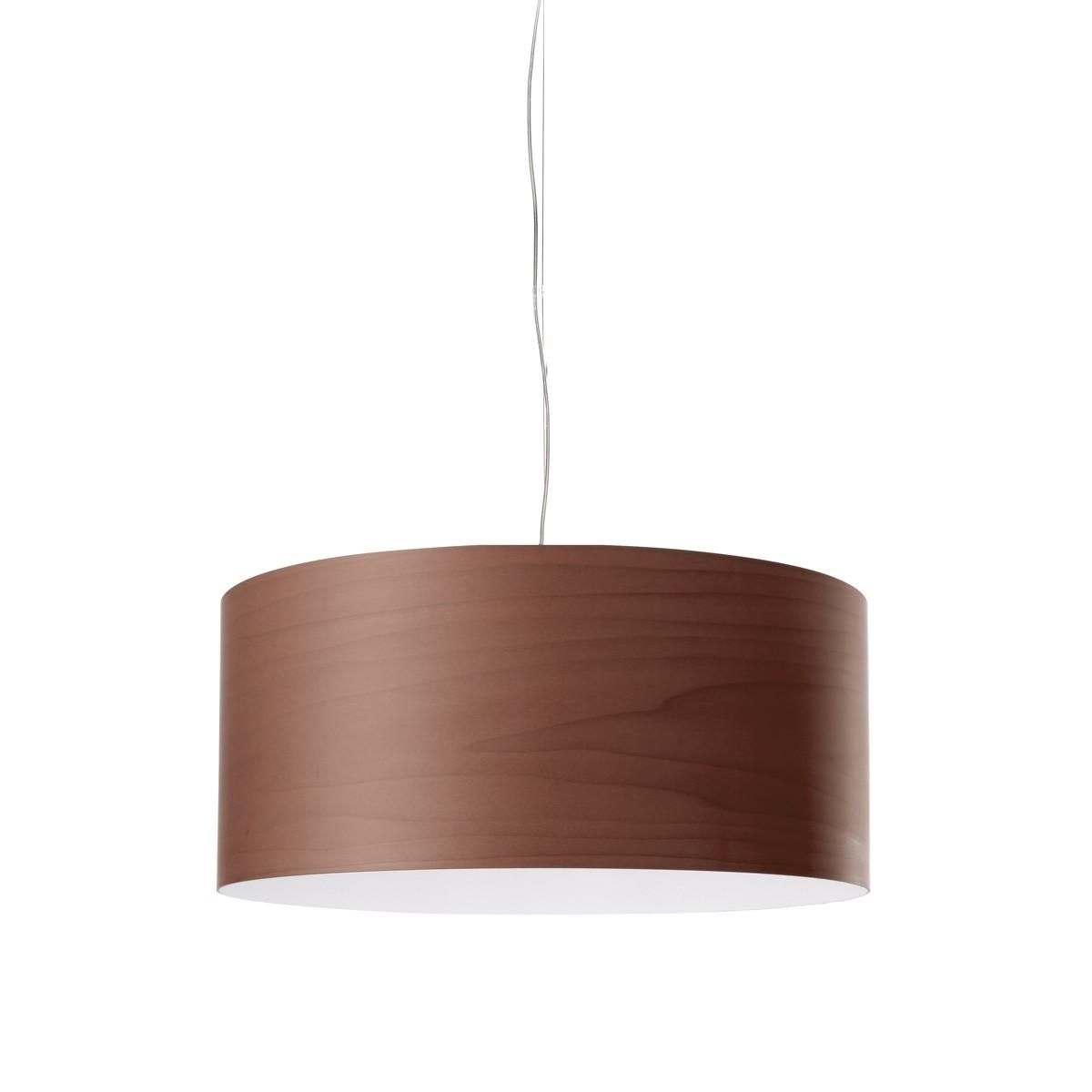 LZF Lamps Gea Small Pendelleuchte, schokolade