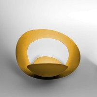 Pirce Micro Parete LED, Gold
