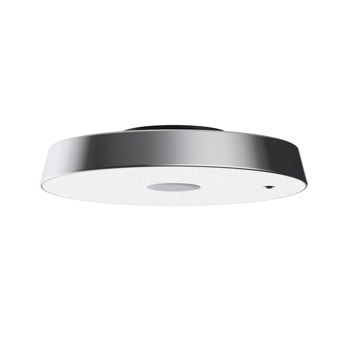Belux Koi-S LED Deckenleuchte, Multisens, 3000K, Chrom