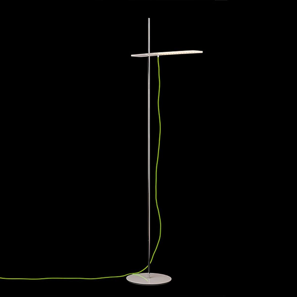 Nimbus Lady Jane Stehleuchte, 3000K, Zuleitung: neongrün