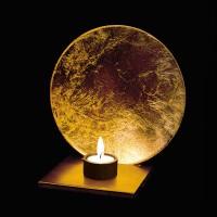Luna Wandleuchte, Gold